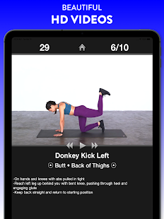 Daily Workouts Fitness Trainer 6.32 Screenshots 14