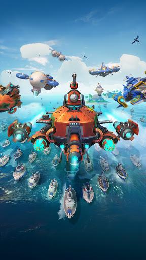 Sea Game: Mega Carrier  screenshots 2
