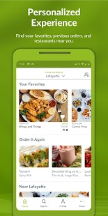 Waitr—Food Delivery & Carryout Screenshot