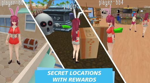 Waifu Simulator Multiplayer Apkfinish screenshots 23