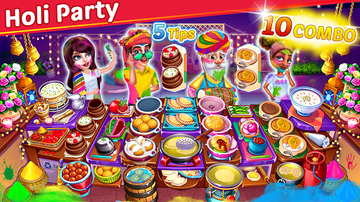Cooking Party : Cooking Star Chef Cooking Games 1.8.3 screenshots 4