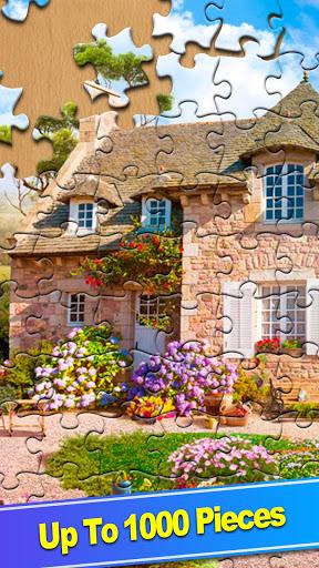 ColorPlanet® Jigsaw Puzzle HD Classic Games Free  screenshots 2