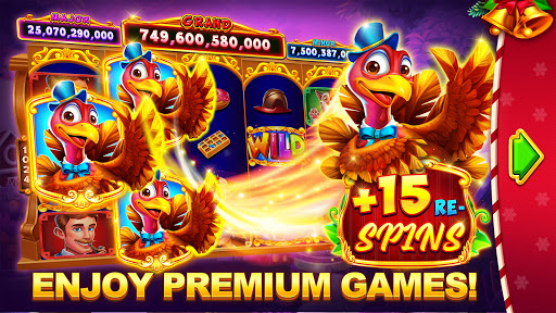 Jackpot Fever u2013 Free Vegas Slot Machines 2.0.104 screenshots 3