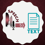 Speech to Text Converter Voice Typing App