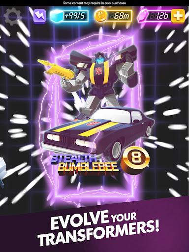 Transformers Bumblebee Overdrive: Arcade Racing 1.5 Screenshots 15