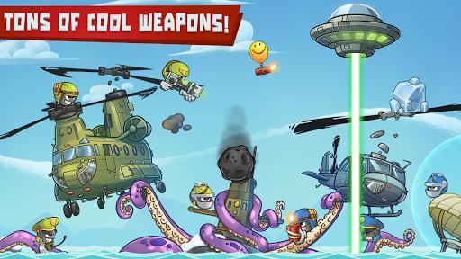 Warlings 2: Total Armageddon  screenshots 2