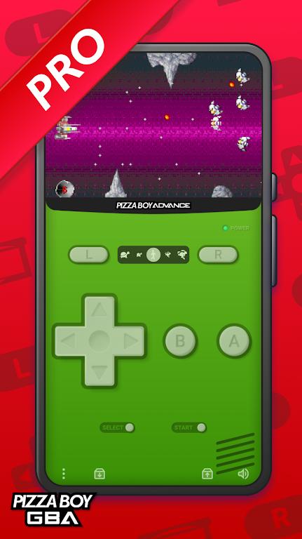Pizza Boy GBA Pro - GBA Emulator poster 0