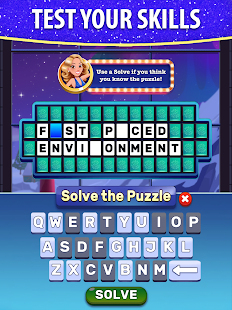 Bubble Pop: Wheel of Fortune! Puzzle Word Shooter Apkfinish screenshots 17