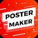 Poster Maker Flyer Creator Banner Designer - Androidアプリ