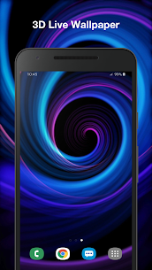 3D AMOLED Live Wallpaper For Pc (Windows And Mac) Free Download 1
