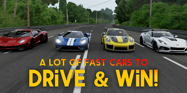 GT Sports Racing Online (MOD, Unlimited Money) For Android 3