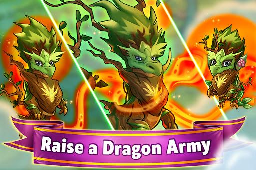 Dragon Land - Merge, Collect & Evolve Dragons! screenshots 9