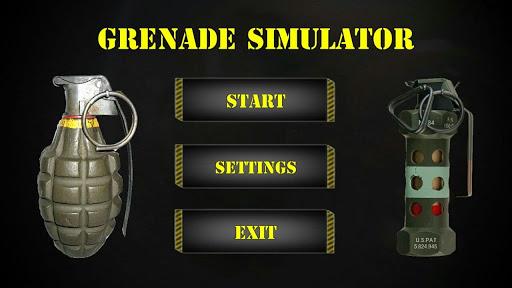 Grenade Simulator screenshots 1
