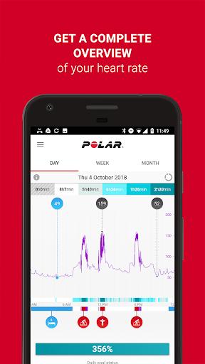 Polar Flow u2013 Sync & Analyze android2mod screenshots 3