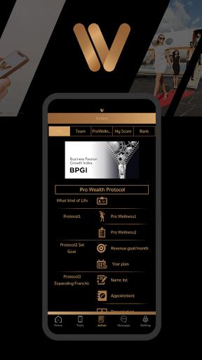 WealthOnWellness android2mod screenshots 3