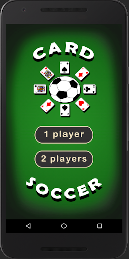 card soccer screenshot 1