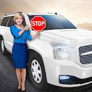 Driving Academy Car Games & Parking Simulator 2021 MOD: Money mod
