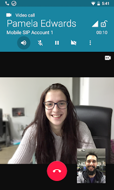 Zoiper IAX SIP VOIP Softphoneのおすすめ画像5