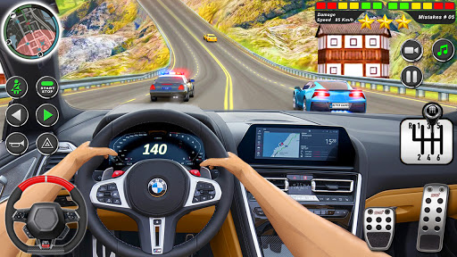 City Driving School Simulator: 3D Car Parking 2019 5.4 Screenshots 1