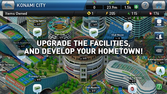 PES CLUB MANAGER MOD APK (Unlimited Coins) 5