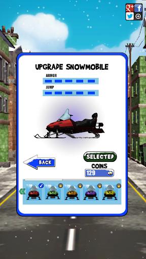 Leo Cat Ice Run - Frozen City screenshots 6