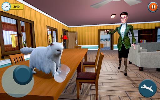 CAT & MAID: VIRTUAL CAT SIMULATOR KITTEN GAME 1.5 screenshots 1