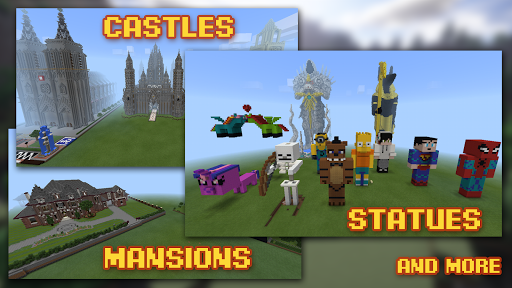 Download Buildings for Minecraft 7.3 2