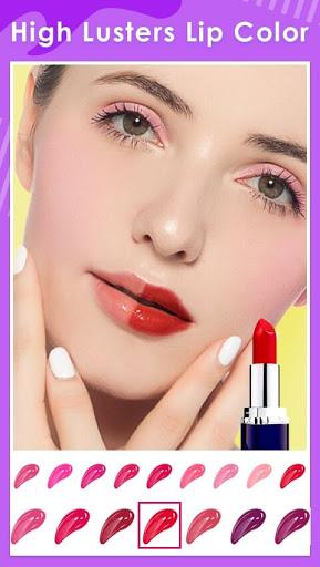 Makeup Camera-Selfie Beauty Filter Photo Editor  Screenshots 2