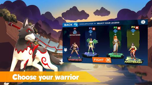 Rumble Arena - Super Smash Legends  screenshots 2