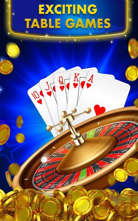Big Fish Casino - Play Slots and Casino Games poster 5