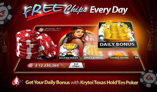 Krytoi Texas HoldEm Poker 11.1.3 screenshots 1