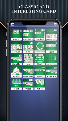 Solitaire World - Classic Klondike Game 1.2 screenshots 1