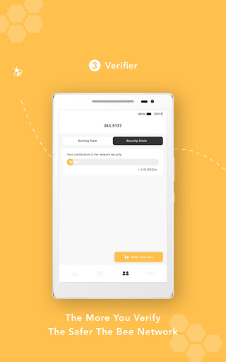 Bee Network:Phone-based Digital Currency 1.1.0 screenshots 12