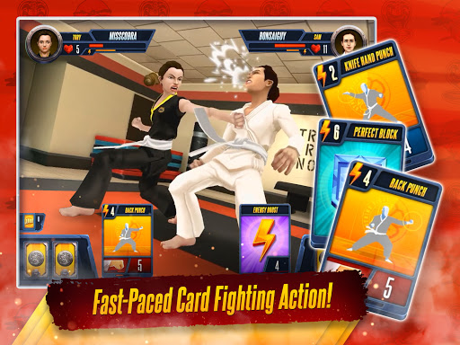 Cobra Kai: Card Fighter goodtube screenshots 6