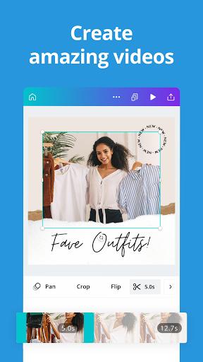 Canva: Graphic Design, Video Collage, Logo Maker screen 2