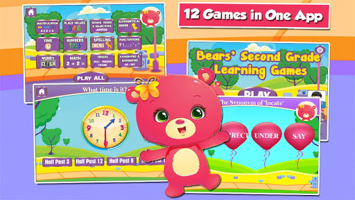 Second Grade Learning Games 3.30 screenshots 11