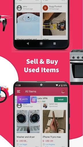 Legro - Buy & Sell Used Stuff Locally 3.6 Screenshots 3