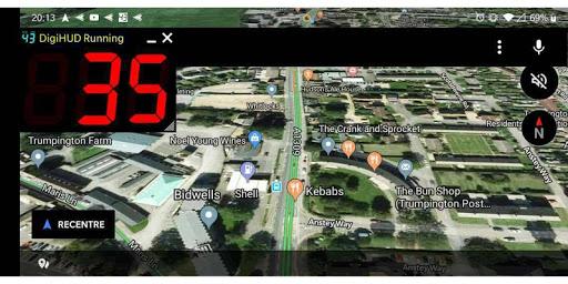 DigiHUD Speedometer 1.5.5 Screenshots 10
