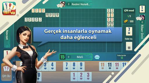 101 Okey VIP apkslow screenshots 8