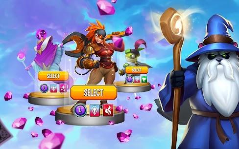 Monster Legends APK MOD 12.0.5 (Unlimited Money, Auto Win) 10