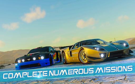 Car Race Free - Top Car Racing Games android2mod screenshots 3
