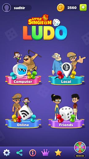 Little Singham Ludo screenshots 2