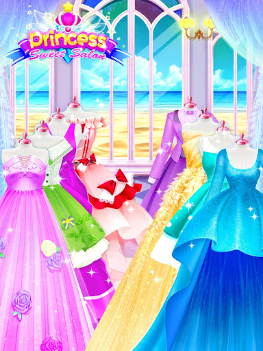 Princess Dress up Games - Princess Fashion Salon 1.30 Screenshots 2