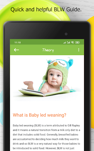 Baby Led Weaning - Guide & Recipes 2.6 Screenshots 23