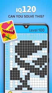 Nonogram – Logic Pic Puzzle – Picture Cross Apk Mod + OBB/Data for Android. 5