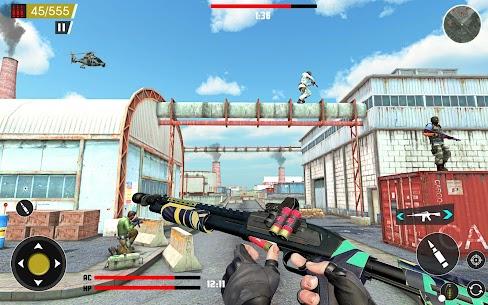 Anti Terrorist Team Shooter Mod Apk: Offline Shooting Games 5