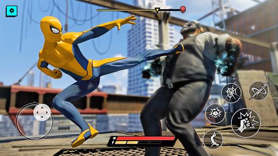 Spider Hero: Superhero Fighting 5