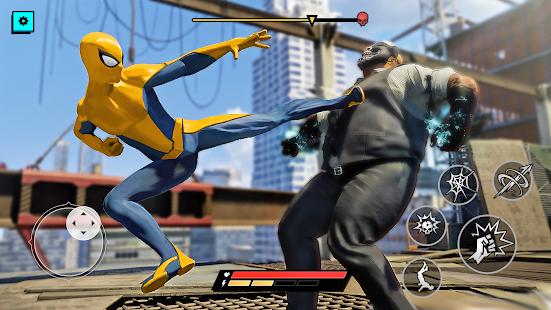 Image For Spider Hero: Superhero Fighting Versi 2.0.17 3