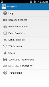 Inventory & Barcode scanner & WIFI scanner Apk (Paid) 7