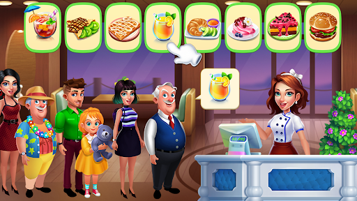 Cooking Talent - Restaurant fever 1.1.5.7 screenshots 7
